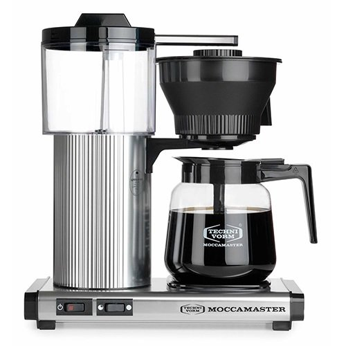 best coffee maker that grinds and brews