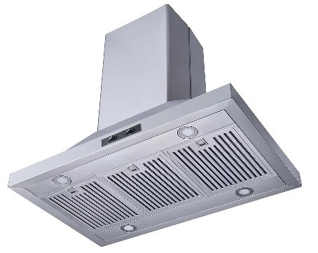 The best Convertible Stainless-Steel Wall Mount Range Hood