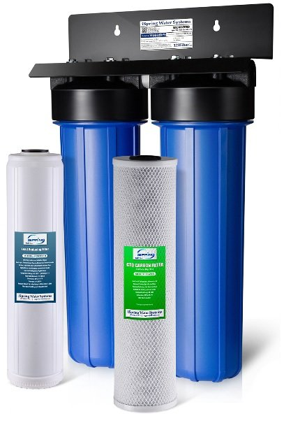 best whole house filter system at low rates