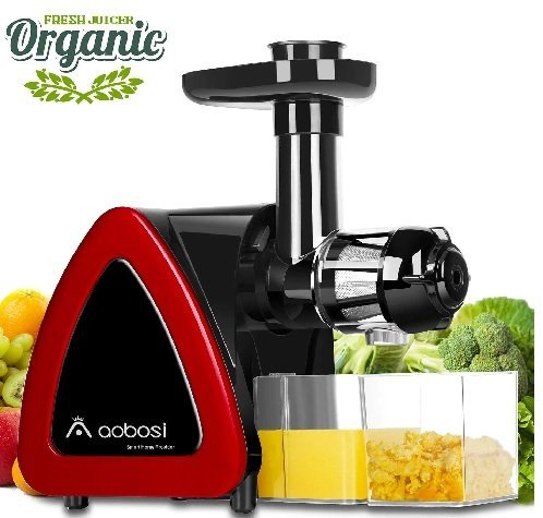 The best slow masticating juicing machine for greens and vegetables
