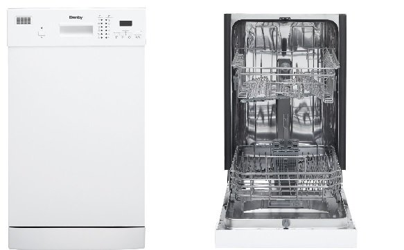 best dishwashers for small kitchen