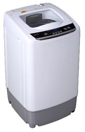 best top load washer and dryer set by Danby