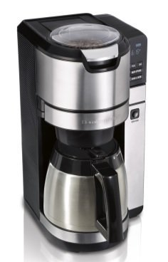 best drip coffee maker with grinder