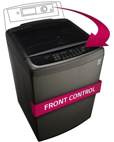 best top load washers by LG