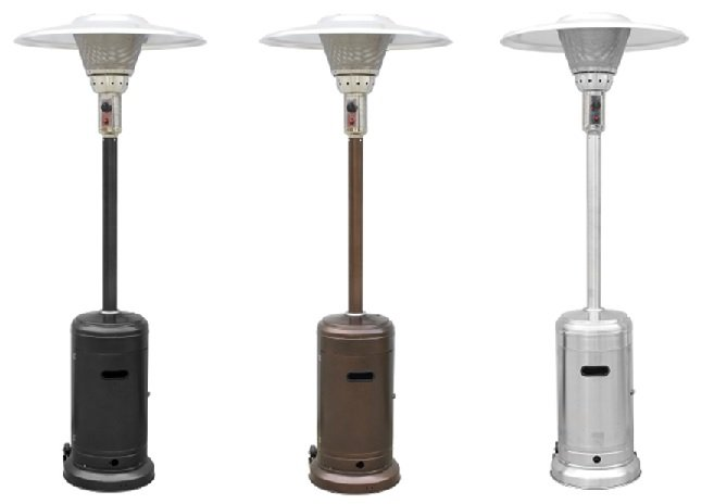 best outdoor patio space heaters on sale