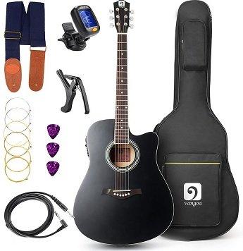 Best electric acoustic guitars